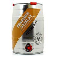 3760222501040 - Brasserie De Vezelay - Bière Blonde Bio 4.6°