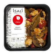 5413110001440 - Isali - Poulet Pékin et riz
