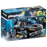4008789092540 - Playmobil® Top Agent - 4x4 des agents du Dr. Drone