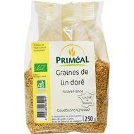 3380380062940 - Priméal - Graines de Lin Doré, Bio