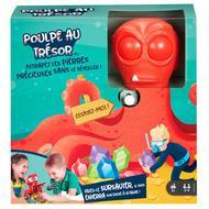 0887961854640 - Mattel - Poulpe au trésor- GMH36