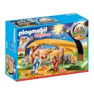 4008789094940 - PLAYMOBIL® Christmas - Crèche avec illuminations