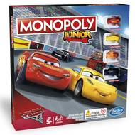 5010993388240 - Hasbro - Monopoly junior Cars 3