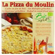 3273640001141 - La Pizza du Moulin - Pizza Saveur 3 fromages Bio