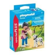 4008789701541 - PLAYMOBIL® Spécial Plus - Maman avec bébé et chien
