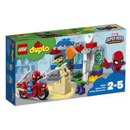 5702016111941 - LEGO® DUPLO® - 10876- Les aventures de Spider-Man et Hulk