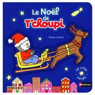 9782092566541 - T Choupi - Livre Pop Up de Noël