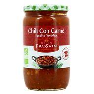 3335880006741 - Prosain - Chili con carne bio recette Tex Mex