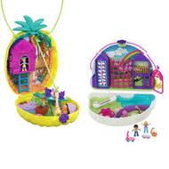 2050000370342 - Polly Pocket - Mattel - Sac à surprise Polly Pocket- GKJ64