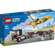 5702016889741 - LEGO® City - 60289- Le transport d'avion de voltige