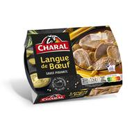 3181238930042 - Charal - Langue de bœuf sauce piquante