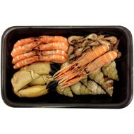 3700488500142 - Norocéan - Assiette fruits de mer 1 pers