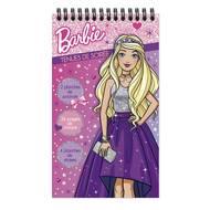 3037923660742 - Barbie - Carnet de stylisme Tenues de soirée