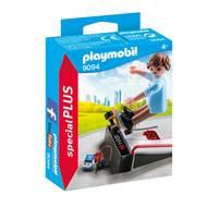 4008789090942 - PLAYMOBIL® Spécial Plus - Skateur avec rampe