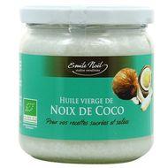 3291960001542 - Emile Noël - Huile vierge de noix de coco bio