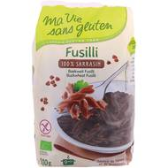 3380380071942 - Ma Vie Sans Gluten - Fusilli bio 100% sarrasin