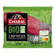 3181238952242 - Charal - Bifteck Bio