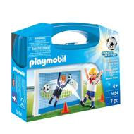 4008789056542 - PLAYMOBIL® Sport & Action - Valisette Footballeur transportable