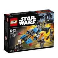 5702015866842 - LEGO® Star Wars - 75167- Pack de combat la moto speeder du Bounty Hunter