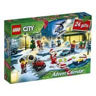 5702016617542 - LEGO® City - 60268- Le calendrier de l'Avent