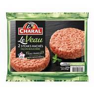 3181238958442 - Charal - Steack haché de Veau façon bouchère