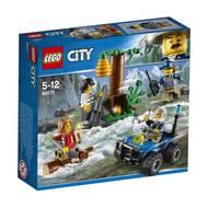 5702016109542 - LEGO® City - 60171- L'évasion des bandits en montagne