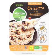 3760201330043 - Monbio - Orzotto aux champignons bio