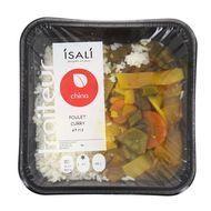 5413110000443 - Isali - Poulet au Curry et riz