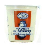 3760074381043 - Ferme de Viltain - Yaourt Dessert à la Vanille
