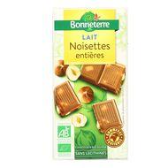 3396410024543 - Bonneterre - Chocolat Lait Noisette bio