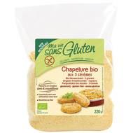 3380380076343 - Ma Vie Sans Gluten - Chapelures bio aux 3 céréales sans gluten