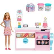 0887961767643 - Mattel - Barbie et sa pâtisserie