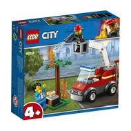 5702016369243 - LEGO® City - 60212- L'extinction du barbecue