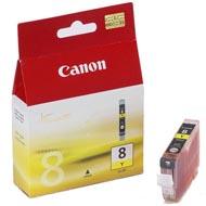8714574959443 - Canon - Cartouche d'encre jaune - BCLI8Y