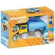 4008789091444 - PLAYMOBIL® Sand - Camion citerne
