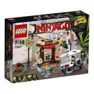 5702015592444 - LEGO® Ninjago - 70607- La poursuite dans la Ville