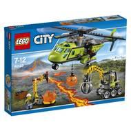 5702015594844 - LEGO® City - 60123- L'hélicoptère d'approvisionnement