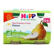4062300284944 - Hipp - Poires bio dès 4/6 mois