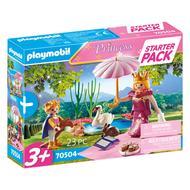 4008789705044 - PLAYMOBIL® Princess - Starter Pack Reine et enfant