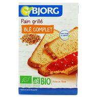 Bjorg - Pain grillé au blé complet Bio