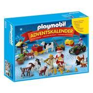 4008789066244 - PLAYMOBIL® Christmas - Calendrier de l'Avent Père Noël à la ferme