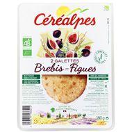 3259011136544 - Céréalpes - Galettes Brebis - Figues Bio