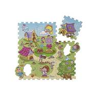 8058664028344 - Chicco - Tapis puzzle Candy