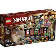 5702016888744 - LEGO® Ninjago - 71735- Le tournoi des éléments