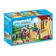 4008789069344 - PLAYMOBIL® Country - Box avec cavalière et pur-sang Arabe