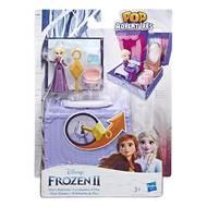 5010993619344 - Hasbro - Mini Coffret Pop Up - Reine des Neiges 2
