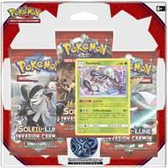 0820650209444 - Asmodée - Boosters de 10 cartes Pokemon Soleil et Lune Saison 04