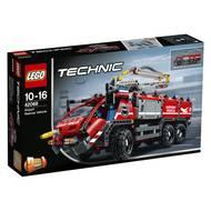 5702015869744 - LEGO® Technic - 42068- Le véhicule de secours de l'aéroport