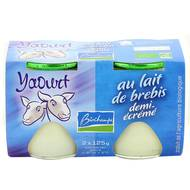 3375610000045 - Biochamps - Yaourt bio au lait de brebis nature