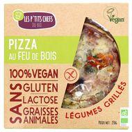 3760209680645 - Les P'tits Chefs du Bio - Pizza 100% Vegan Légumes Grillés